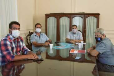 El Municipio, insta a los sectores productivos a participar en la concientización y ejecución de la campaña de vacunación