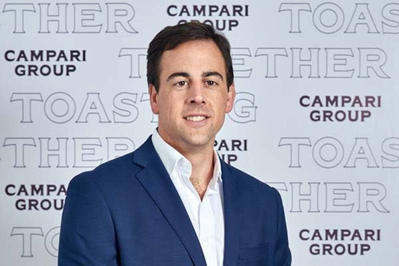 Campari Group presenta a su nuevo Director General